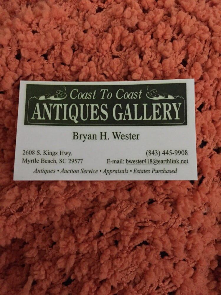 Coast To Coast Antiques Gallery