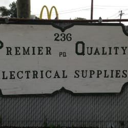 Photo of Premier Quality Electrical Supplies - Garwood NJ United States & Premier Quality Electrical Supplies - Electronics - 236 North Ave ...