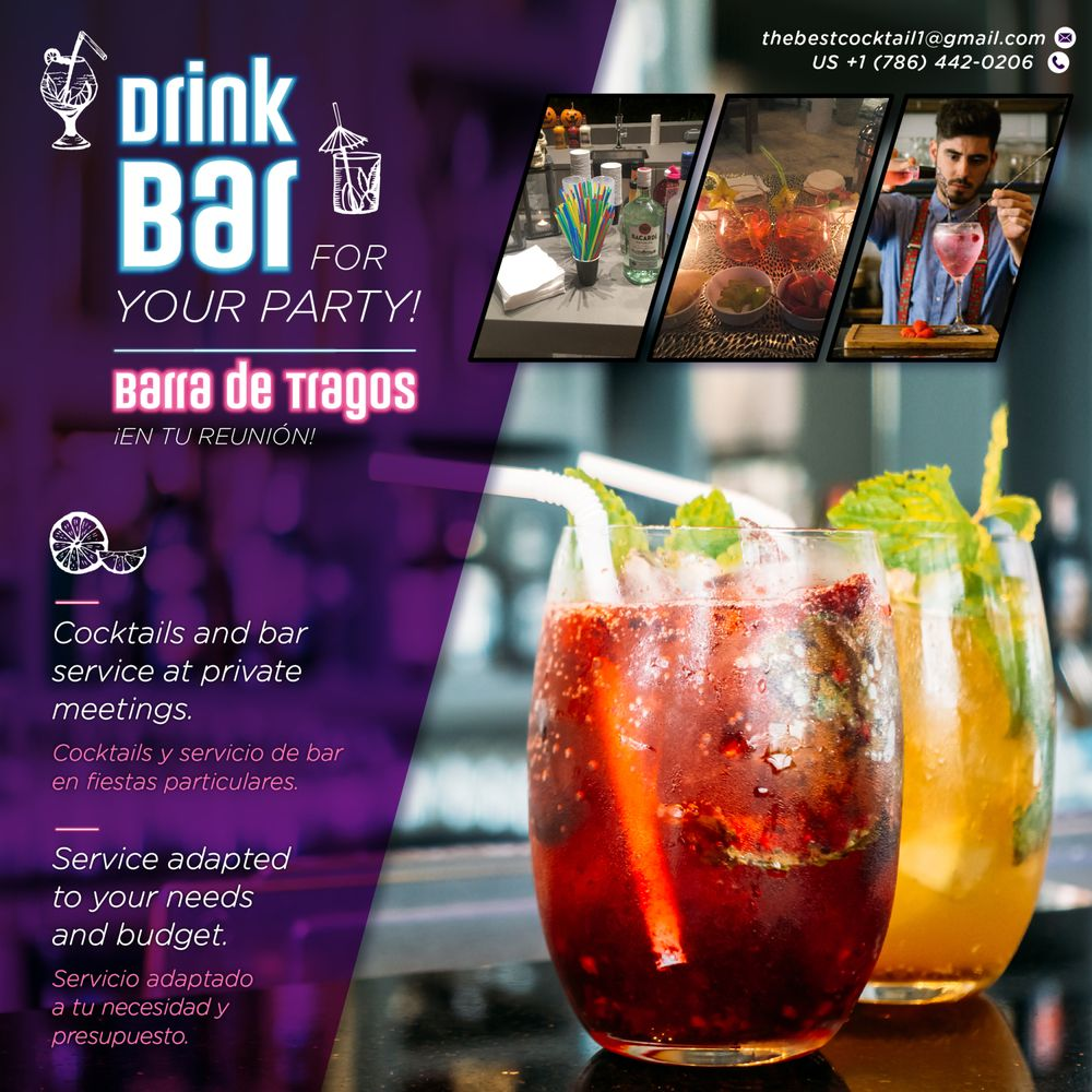 The Best Cocktail: Aventura, FL