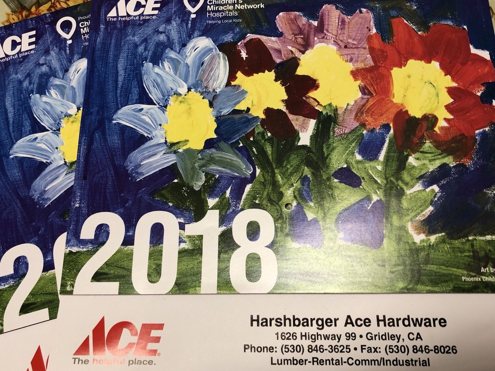 Harshbarger Ace Hardware: 1626 State Highway 99, Gridley, CA