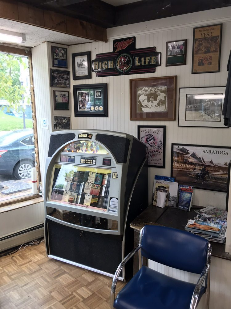 Lessard's Barber Shop: 547 Washington St, Brighton, MA
