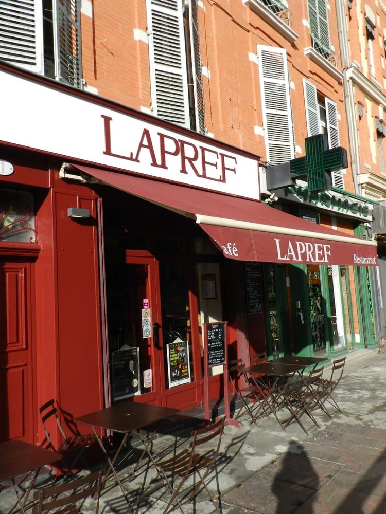 Restaurant La Pref A Toulouse