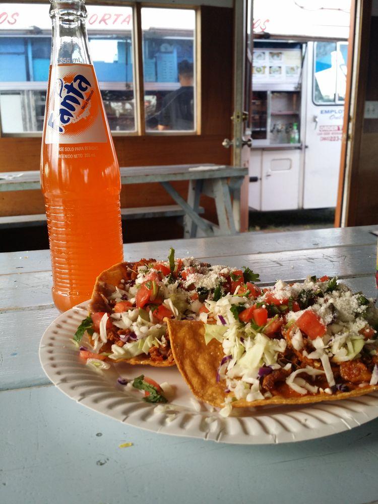 Tacos Tecalitlan: 5309 Guide Meridian, Bellingham, WA