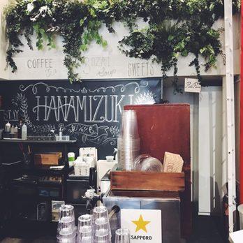 Hanamizuki Cafe New York Ny