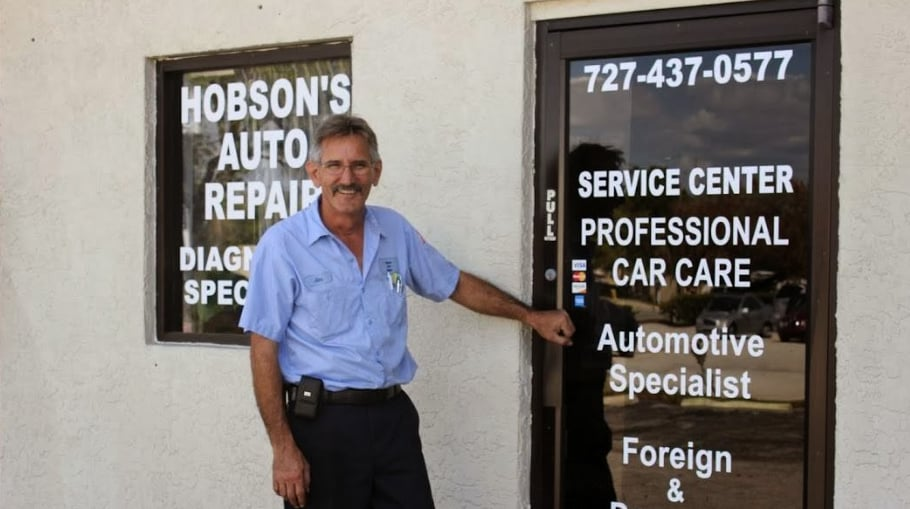 Hobson's Auto Repair: 9660 Seminole Blvd., Seminole, FL