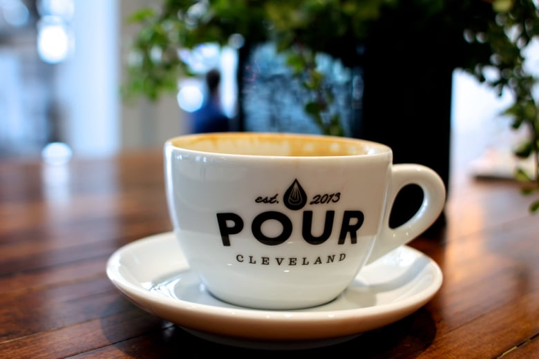 Social Spots from Pour Cleveland