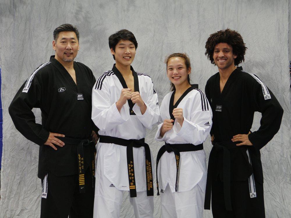 Jimmy Kim's Taekwondo
