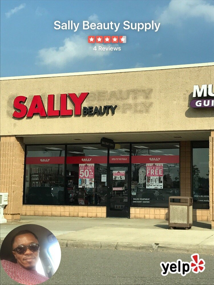 Sally Beauty Supply Cosmetics Beauty Supply 380 John R Rd