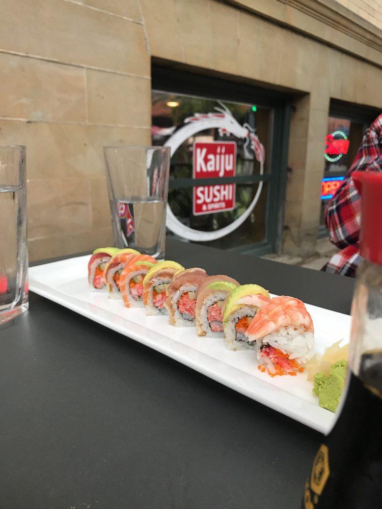 Kaiju Sushi & Spirits: 424 E Sherman Ave, Coeur d'Alene, ID