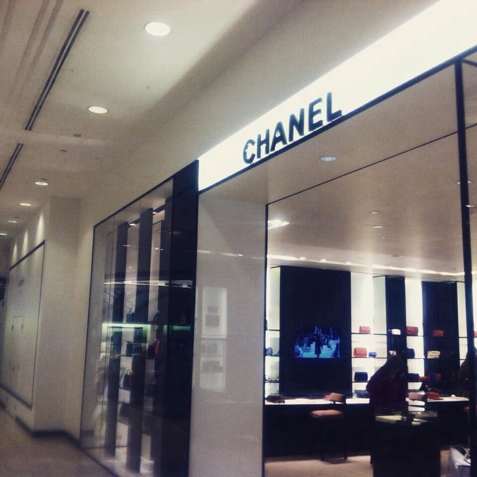 photo of saks fifth avenue phoenix az united states chanel boutique in