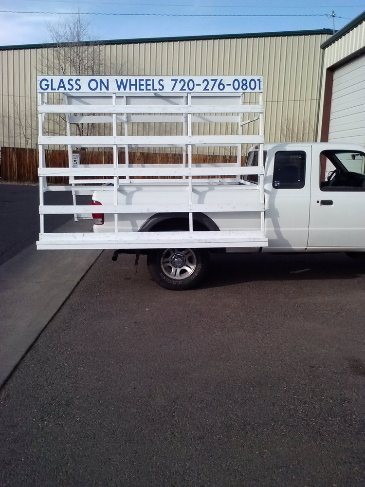 Glass On Wheels: 6232 Beach St, Denver, CO