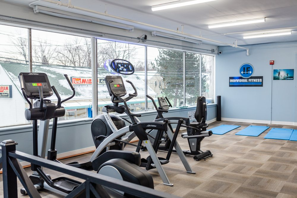 Individual Fitness - Concord