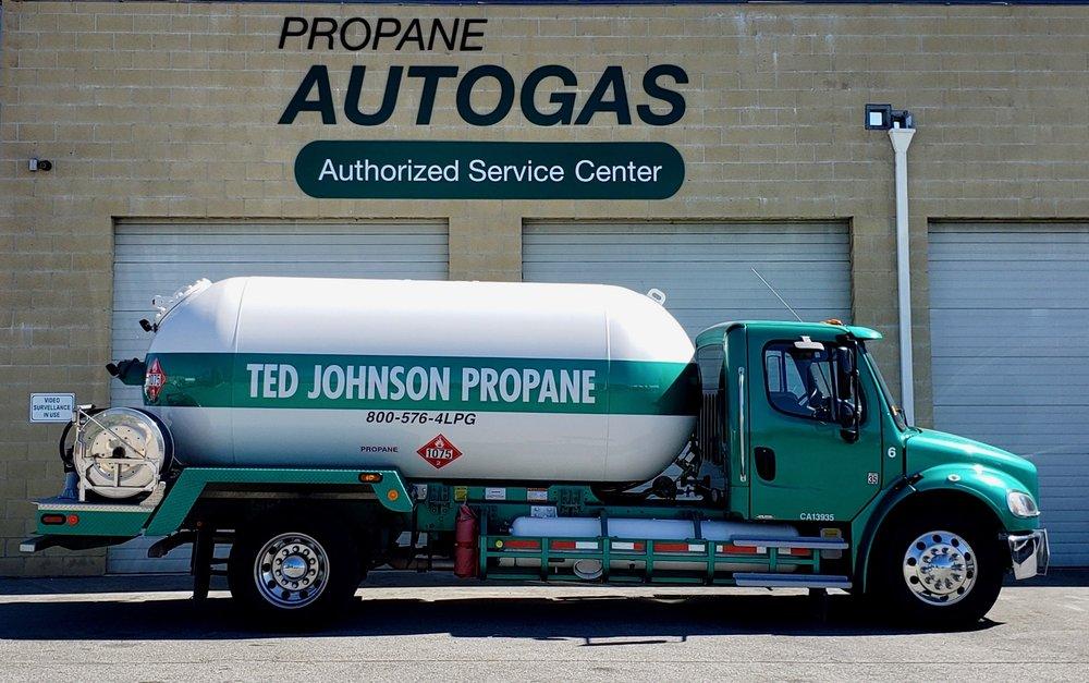Ted Johnson Propane: 5140 Elton St, Baldwin Park, CA