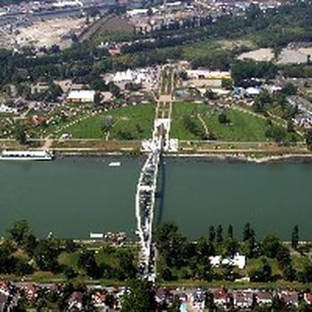 Le jardin des deux rives 37 photos 20 avis parcs 3 for Jardin des 2 rives strasbourg