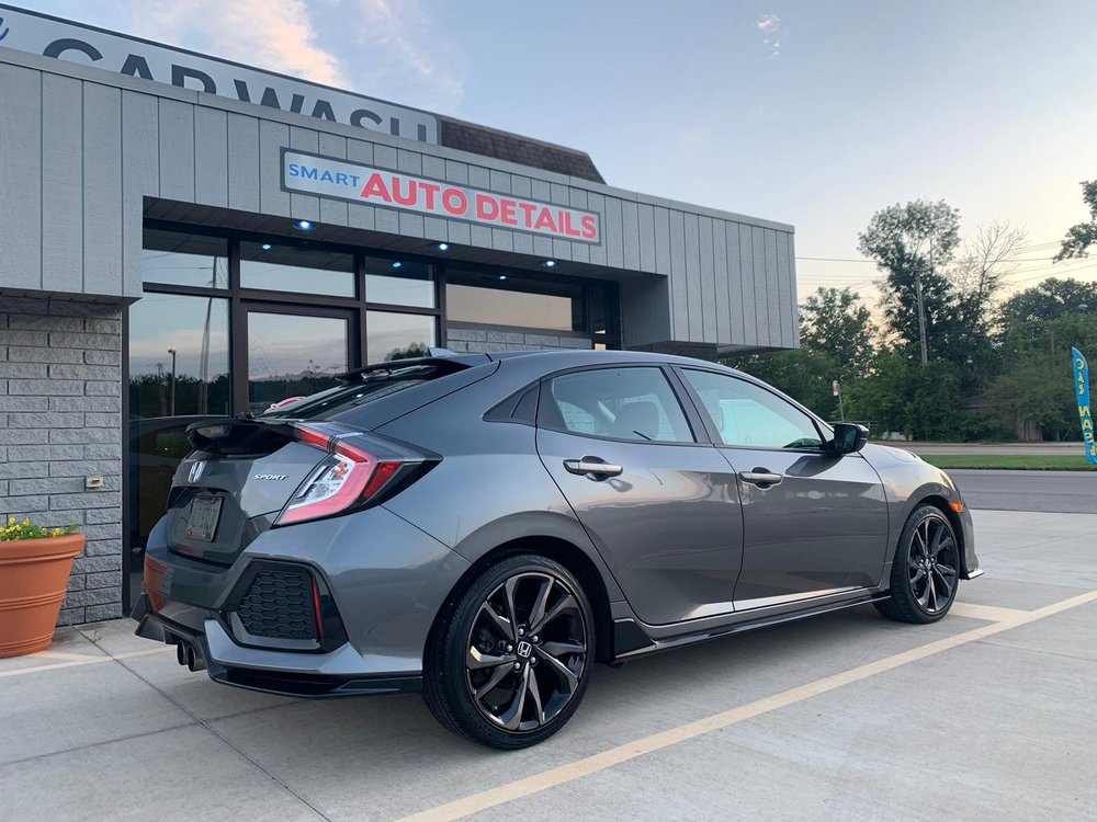 Smart Auto Details: 1521 Akron Peninsula Rd, Akron, OH