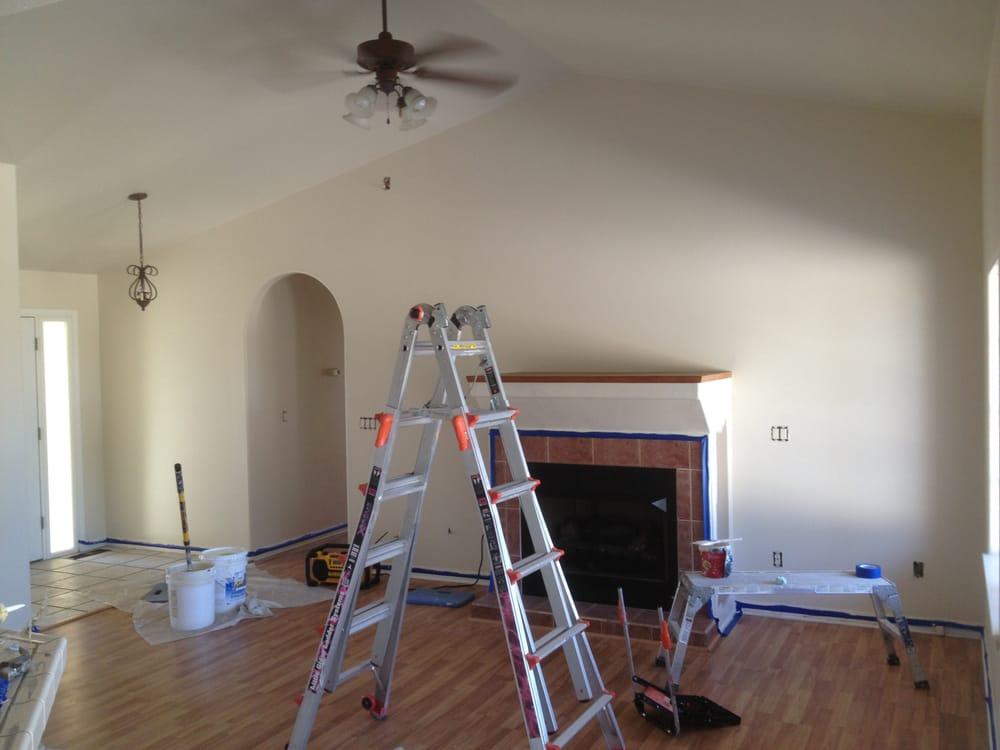 Photo Of Tarnowski Painting   Tracy, CA, United States. Interior Paint In  Progress