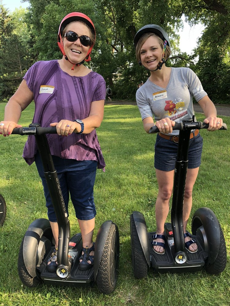 Minnesota Segway Tours & Rentals