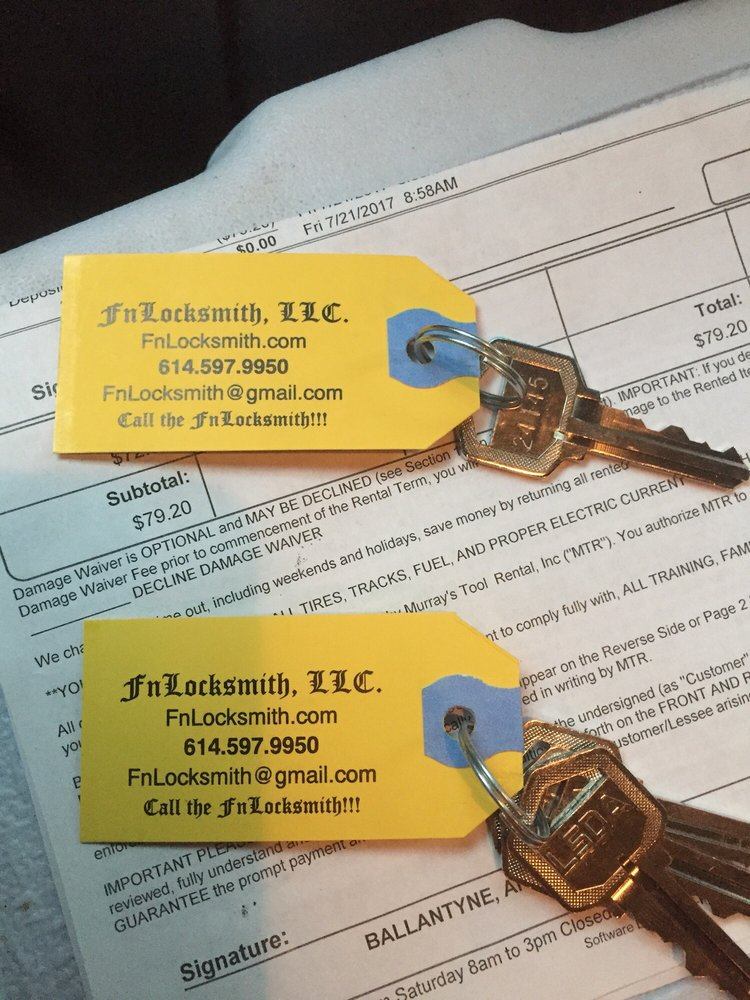 FnLocksmith: 3371 Mink St Rd NW, Johnstown, OH