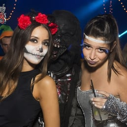 Theme simply halloween fetish ball in los angeles final, sorry