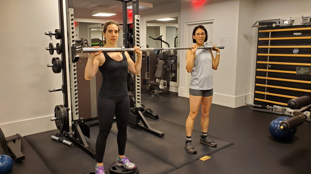 Online Personal Training: New York, NY