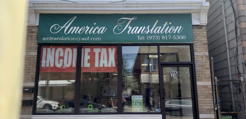 America Translation Group - Translation Services - 115