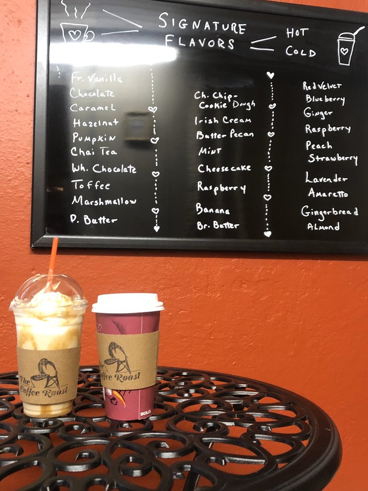 The Coffee Roost: 113 E Laurens St, Laurens, SC
