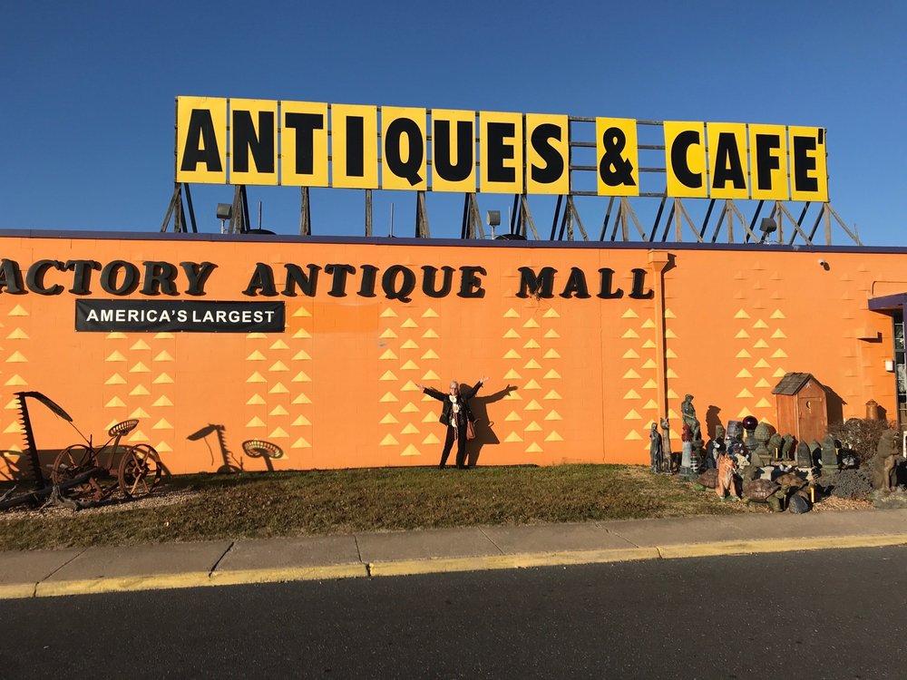 Factory Antique Mall: 50 Lodge Ln, Verona, VA