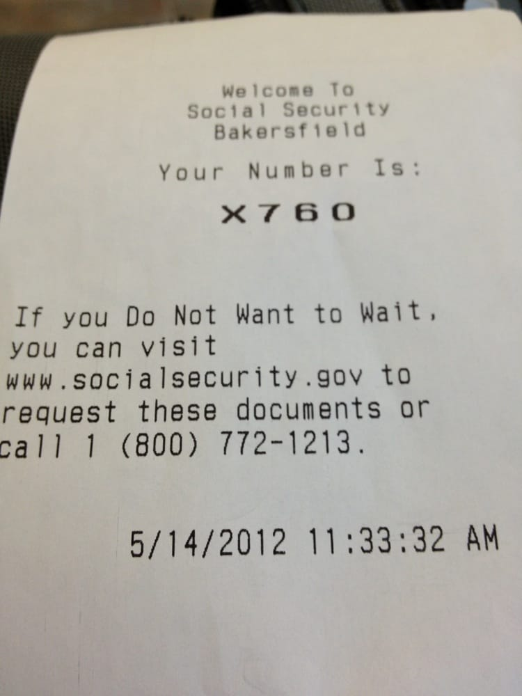 Social Security Administration Public Services