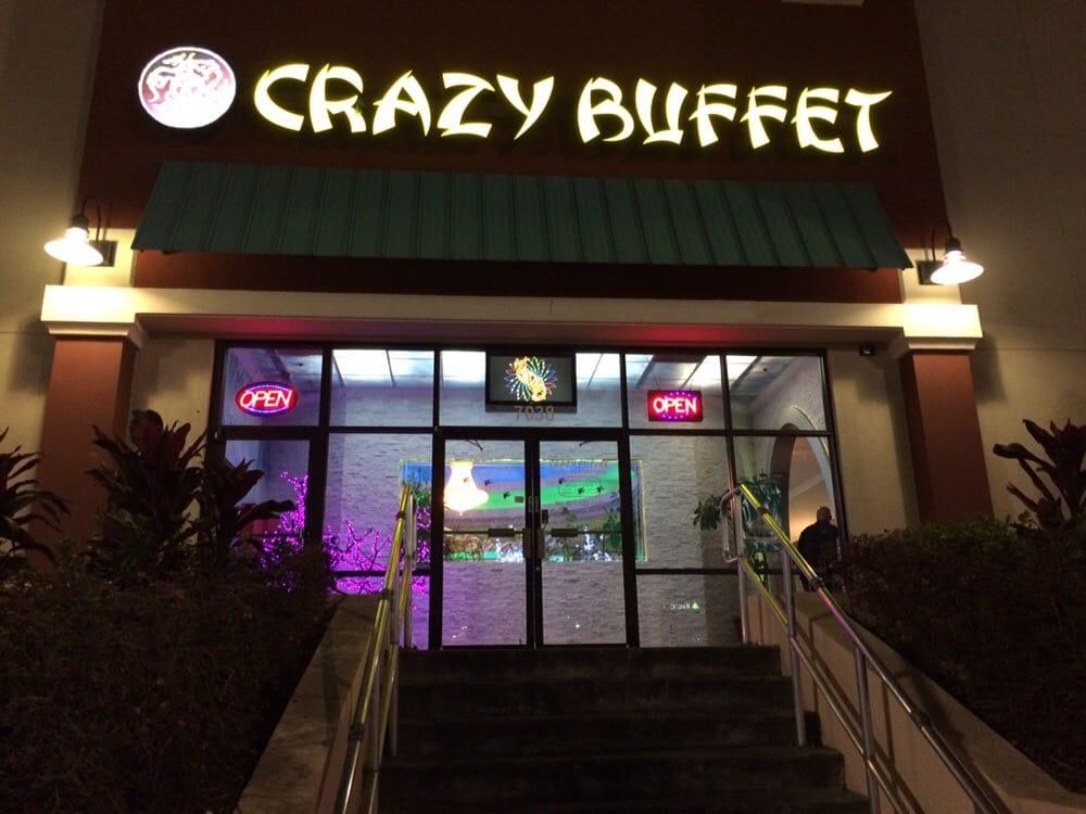 Crazy Buffet