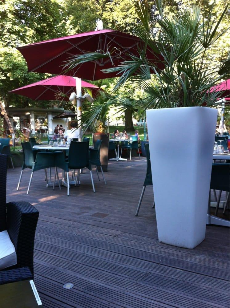 La rotonde 24 avis restaurants 7 square jean moulin - Restaurant la folie des grandeurs aix les bains ...