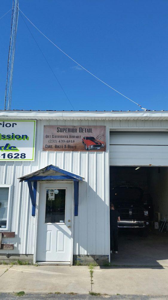 Superior Transmission & Axle: 879 W Court St, Cheboygan, MI