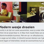Cyberwash Wasserette Laundry Services Amsterdamsestraatweg 237 A