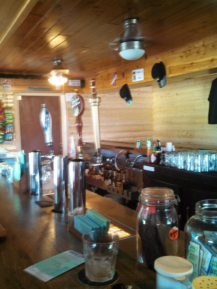 Rib River Bar & Grill: W1259 County Rd M, Rib Lake, WI
