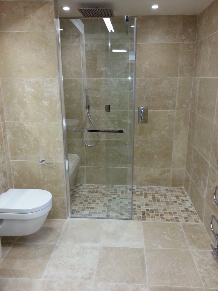 My bathrooms kitchen bath sandy lane yarnton for What s a wet room