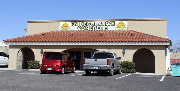 Fn Decorative Concrete 11199 Rojas Dr El Paso Tx Masonry
