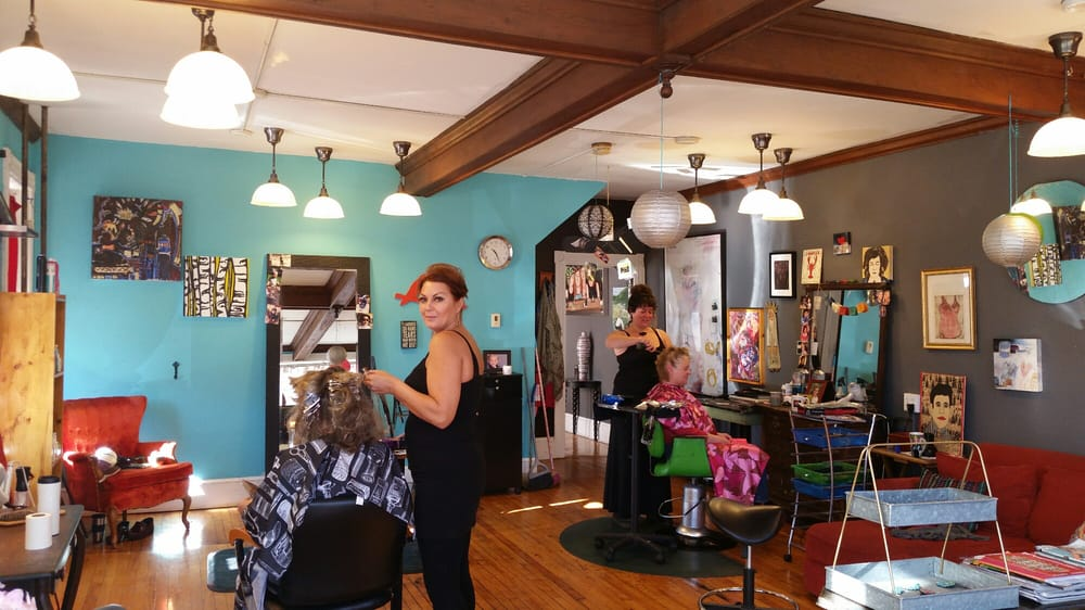 Salon fin salones de belleza 602 n mary st lancaster for 717 salon lancaster pa