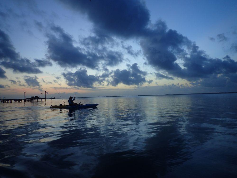 Rockport Kayak Guide Services: Fulton, TX