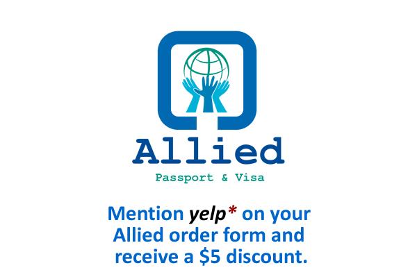 Allied Passport & Visa