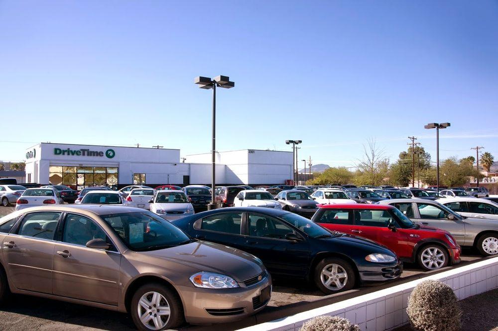 DriveTime Used Cars Used Car Dealers 2301 N Oracle