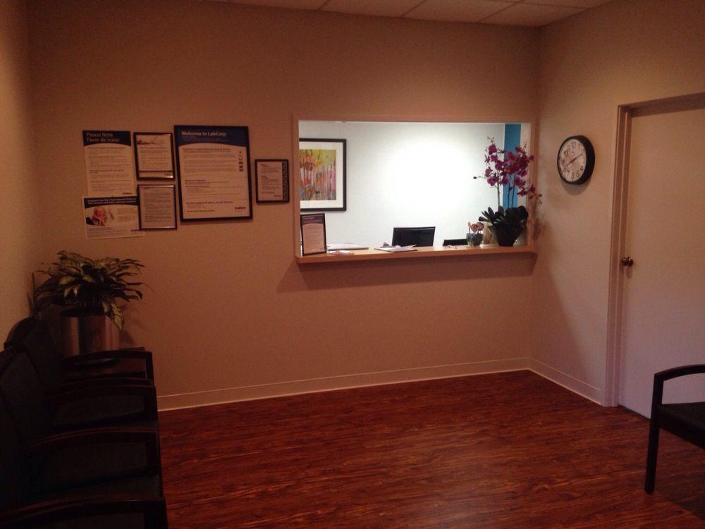 LabCorp: 2577 Samaritan Dr, San Jose, CA