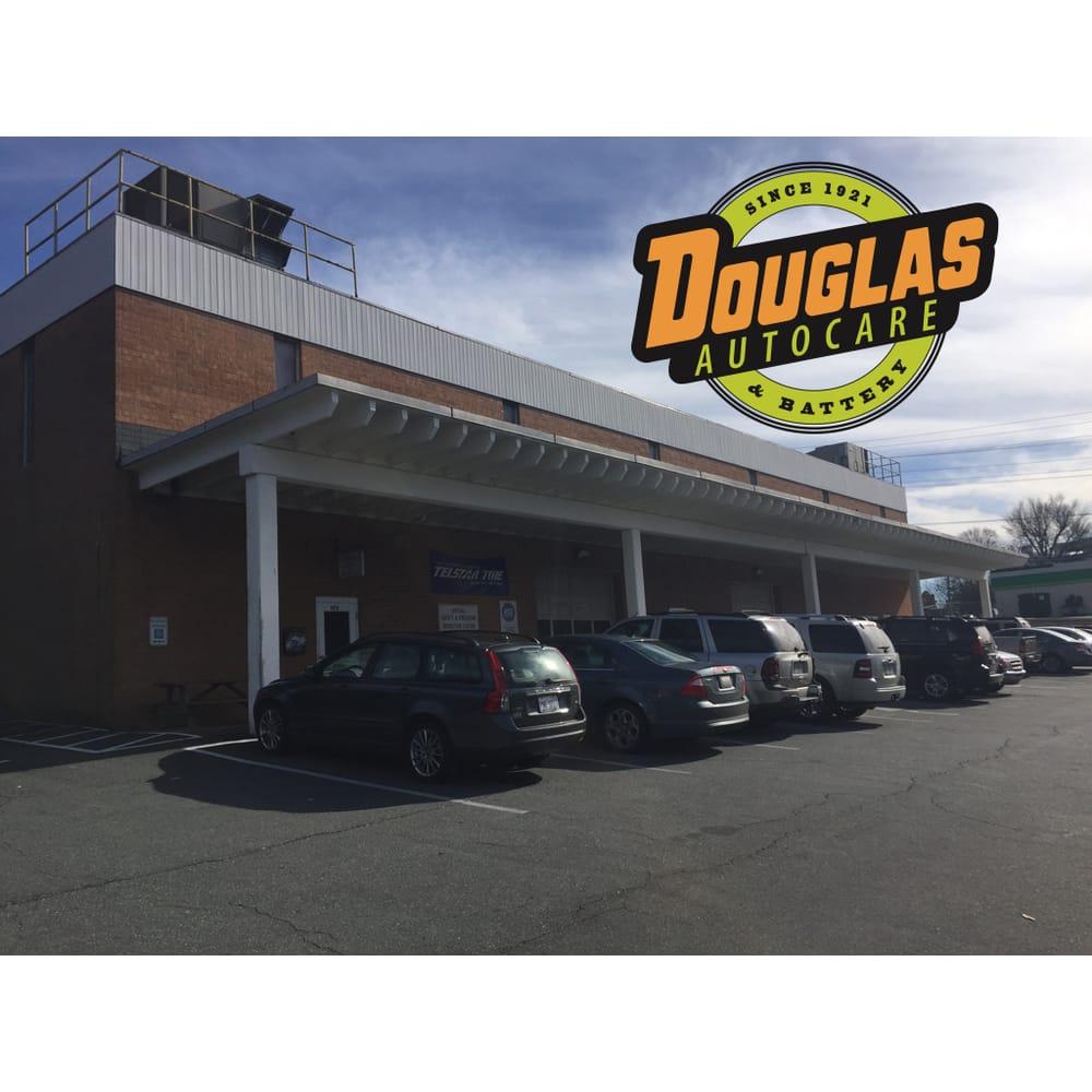 Douglas AutoCare: 575 N Broad St, Winston-Salem, NC