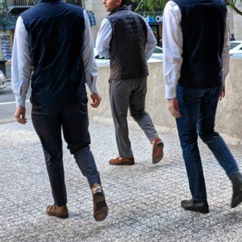 Men S Clothing San Francisco Financial District