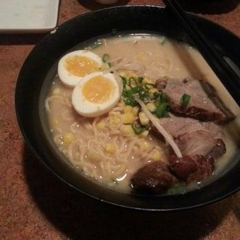 Photo Of Oishi Sushi Burien Wa United States Miso Ramen