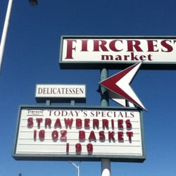 Photo Of Fircrest Market
