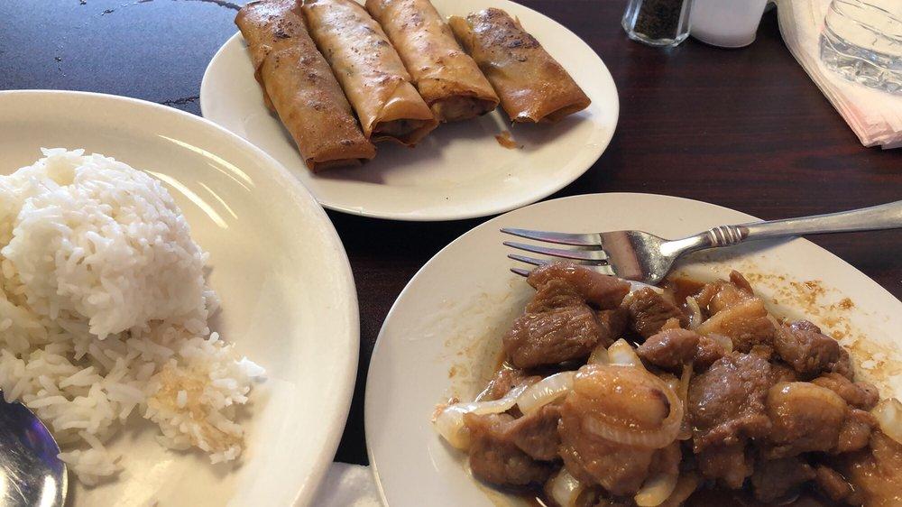 Rene International Filipino Food