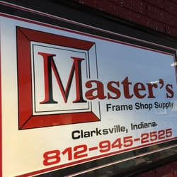 Photo Of Master S Frame Supply Clarksville In United States