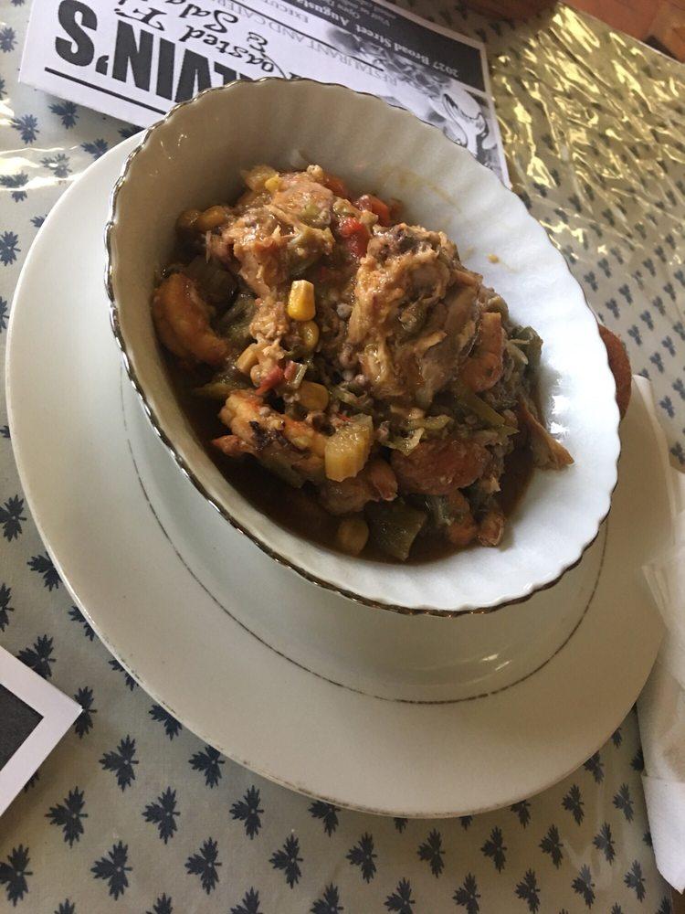 Calvin's Roasted Fish & Salads: 2027 Broad St, Augusta, GA