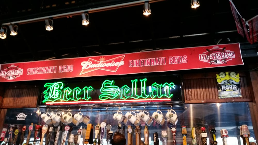 The Beer Sellar: 301 Riverboat Row, Newport, KY