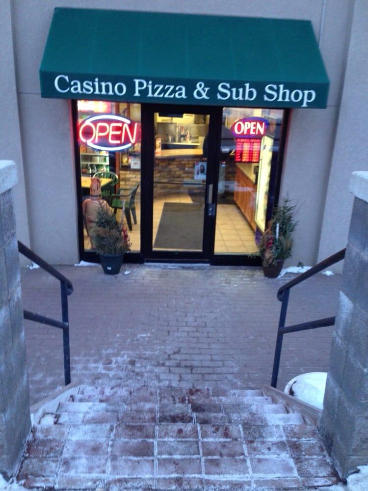 Casino Pizza & Sub Shop: 7 13th St N, Cloquet, MN