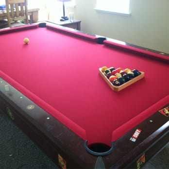 Photo Of Pool Table Pros   Pleasanton, CA, United States. Build And Re